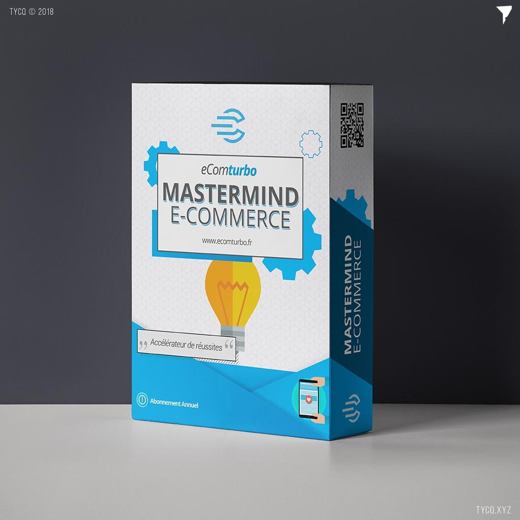 eComturbo Branding - TYCQ Graphic Design