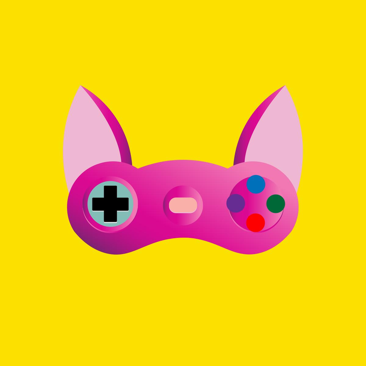 Arcade Animals Logo Concept - TYCQ x DESIGN